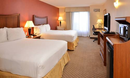 Holiday Inn Express & Suites Lincoln Roseville Area