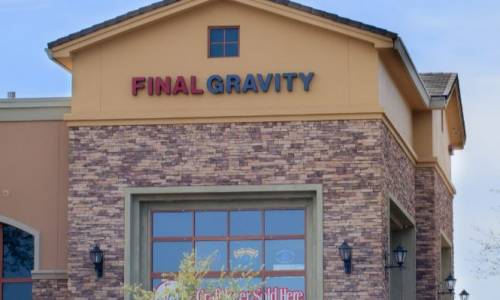 Final Gravity Taproom & Bottleshop