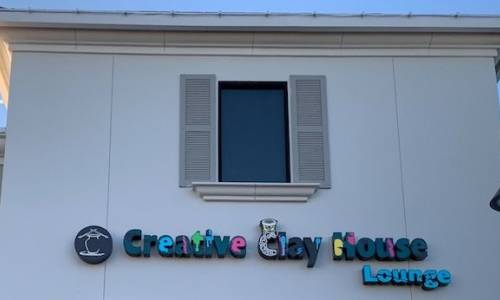 Creative Clay House Lounge